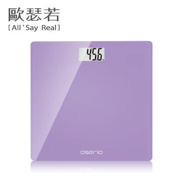 【展示機】oserio數位體重計