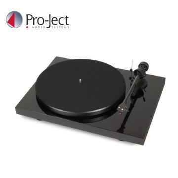 Pro-Ject 黑膠唱盤 DebutCarbon 黑