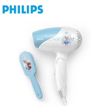 【福利品】飛利浦Disney冰雪奇緣款吹風機-兒童用