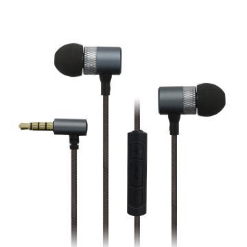 INTOPIC 入耳式鋁合金耳機麥克風 JAZZ-I79