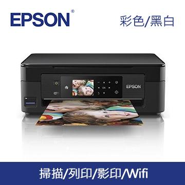 EPSON XP-442 六合一Wifi雲端複合機