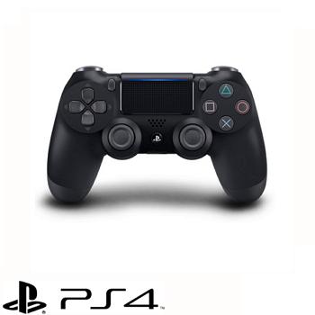 PS4-無線控制器 黑色