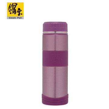 鍋寶316超真空保溫杯500ml-粉紅色