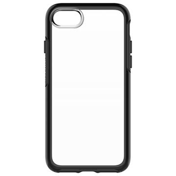 【iPhone 8 / 7】OtterBox SymmetryClear防摔殼-黑