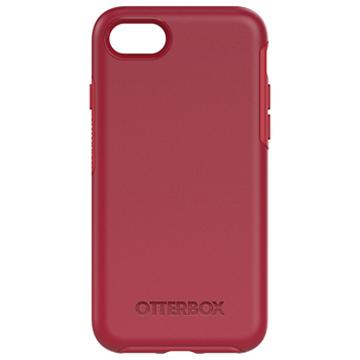【iPhone 8 / 7】OtterBox Symmetry 防摔殼-紅色
