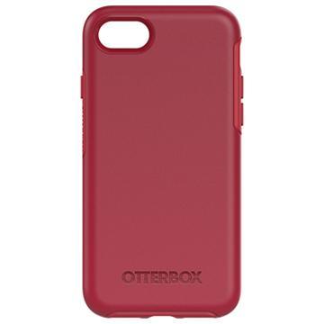 【iPhone 8 / 7】OtterBox Symmetry 防摔殼-紅色 77-53903