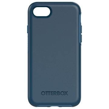 【iPhone 8 / 7】OtterBox Symmetry 防摔殼-深藍