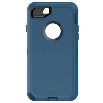 【iPhone 8 / 7】OtterBox Defender 防摔殼-藍色