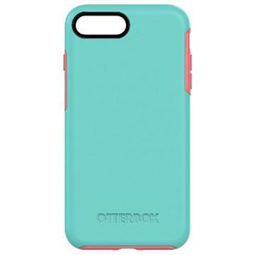 【iPhone 8 Plus / 7 Plus】OtterBox Symmetry防摔殼-粉藍