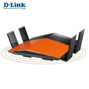 【拆封品】D-Link DIR-879 AC1900 Gigabit無線路由器