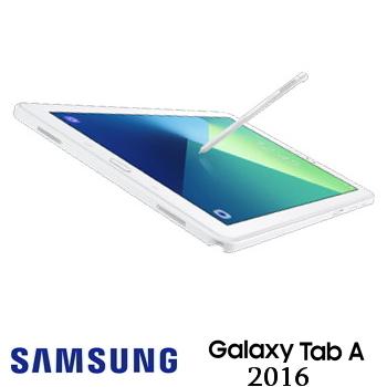 """【WiFi版】SAMSUNG Galaxy Tab A (2016) 10.1"""" 16G 平板電腦 - 白色"""
