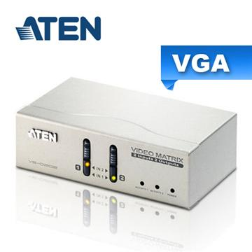 ATEN VGA矩陣式螢幕切換器