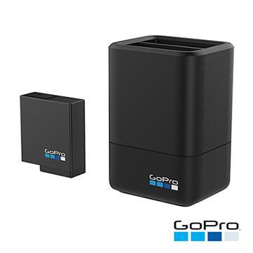 GoPro HERO5專用雙電池充電器+電池 AADBD-001