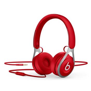 Beats EP 耳罩式耳機-紅