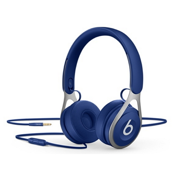 Beats EP 耳罩式耳機-藍
