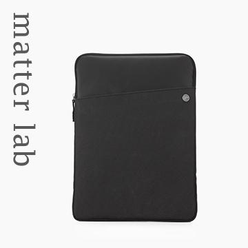 "【13""】Matter Lab MacBook Retro輕帆布內袋-勇士黑 ML5052-01"