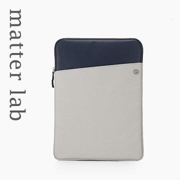 "【13""】Matter Lab MacBook Retro輕帆布內袋-隱士灰"