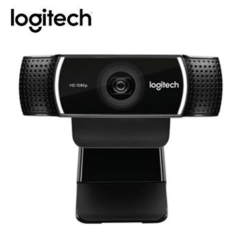 羅技C922 PRO STREAM網路攝影機