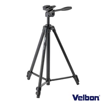 Velbon EX-330Q鋁合金握把式三腳架