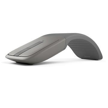 (福利品)Microsoft微軟 Arc Touch 藍牙滑鼠 灰