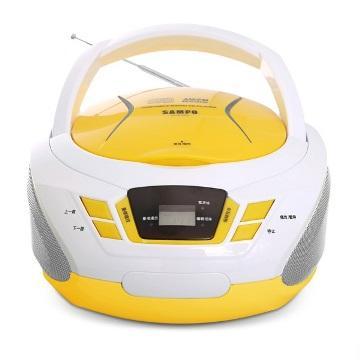【展示機】SAMPO 手提CD音響