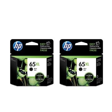 【限時兩入85折】HP 65XL 黑色原廠墨水匣