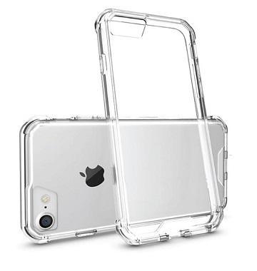 【iPhone 7 Plus】M.CRAFTSMAN  耐衝擊保護殼-透明