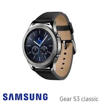 SAMSUNG GEAR S3 Classic智慧手錶 SM-R770NZSABRI