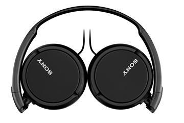 SONY MDR-ZX110AP立體聲耳罩式耳機-黑