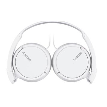 SONY MDR-ZX110AP立體聲耳罩式耳機-白 MDRZX110APWCE