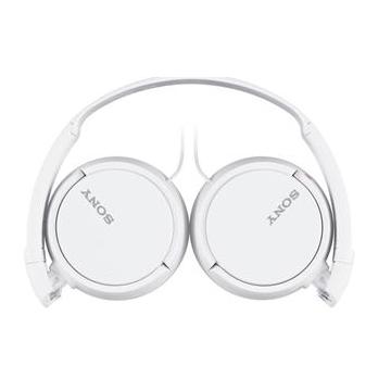 SONY MDR-ZX110AP 立體聲耳罩式耳機 白
