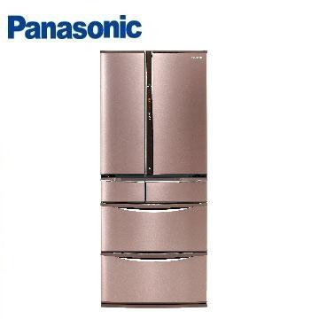 【福利品 】Panasonic 601公升旗艦ECONAVI六門變頻冰箱 NR-F602VT-R1(玫瑰金)