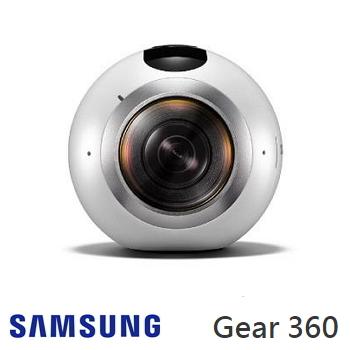 「展示品」SAMSUNG GEAR 360 全景相機 SM-C200NZWABRI