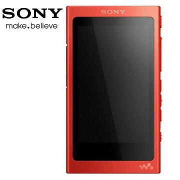【展示品】SONY NW-A35 16G(紅)MP3