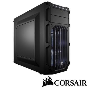 CORSAIR 2大4小 SPEC-03 LED機殼-白 CCSPEC-03W