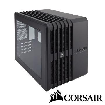 CORSAIR 2大3小 Air 240機殼-黑