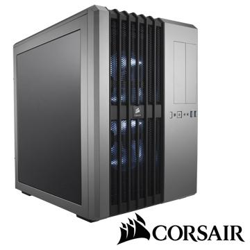 CORSAIR 2大2小Air 540機殼-銀