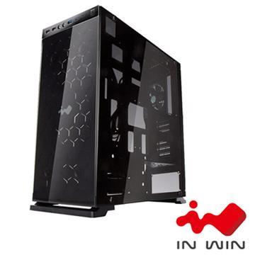 IN WIN 805 2小電腦機殼-黑