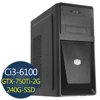 [名媛專用]-華碩H110平台組裝電腦 I361AU11KI42133AU75