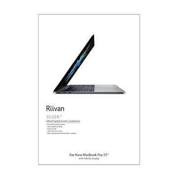 "【15""】Riivan New MacBook Pro疏油疏水保護貼-WHC"