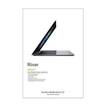 "【15""】Riivan New MacBook Pro疏油疏水保護貼-BWHC"