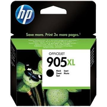 HP 905XL 高印量黑色原廠墨水匣 T6M17AA