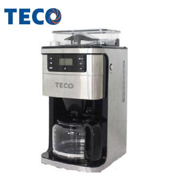 【福利品】東元自動研磨美式咖啡機