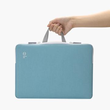 """【13""""】Matter Lab MacBook Blanc 2Way手提袋-湖光綠"""