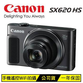 【福利品】展-Canon SX620HS數位相機-黑