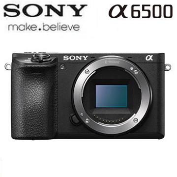 【展示機】SONY α6500可交換式鏡頭相機