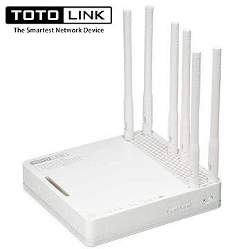 TOTO-LINK 超世代Giga路由器 A6004NS