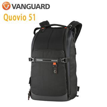 VANGUARD 闊影者 攝影長鏡頭雙肩包 Quovio 51