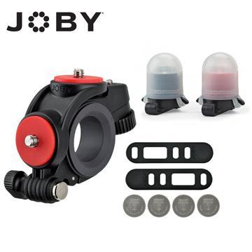 JOBY 運動影音自行車支架&補光燈套組