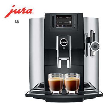 Jura 家用系列 E8全自動咖啡機 E8